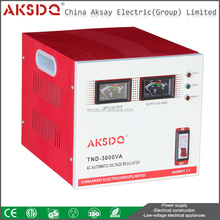 Single phase Reliable performance 3000VA 3KW Voltage stabilizer for home