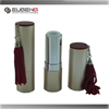 competitive price aluminum lipstick tube with tassels