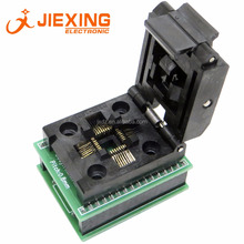 IC test socket TQFP32 to DIP32/QFP32/SA663 IC adaptor converter socket