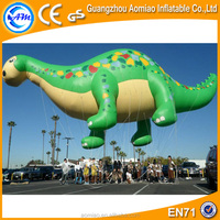Giant helium balloons inflatable balloon animals/dragon helium balloon/pig helium ballon