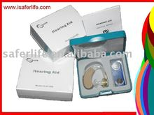 sound amplifier hearing aid BEHIND THE EAR HEARING AID price with battery