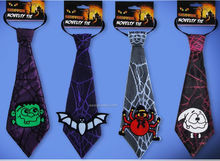 hot selling halloween party ties