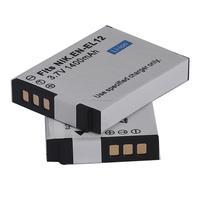 For Nikon EN-EL12 Rechargeable Camera battery ENEL12