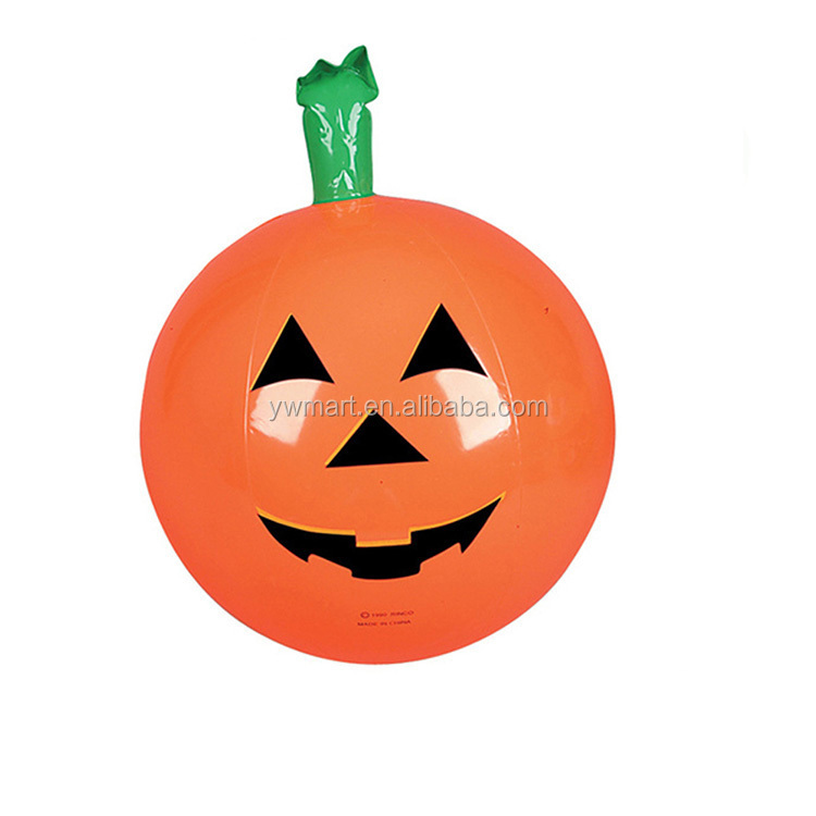 Accept small order inflatable halloween kid pumpkin