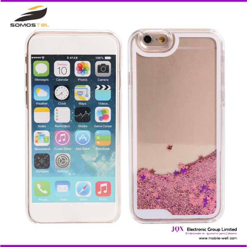 free sample Colorful case quicksand glitter bling mobile phone case for Samsung Galaxy S3 cover