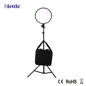 Mettle Soft Light Rpad-330D Bi-color LED Vedio Light for Photography and Video shooting