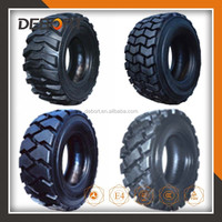 Skid steer tyre 10-16.5,12-16.5,14-17.5,15-19.5, Debort high quality skid steer tyre and wheel rim