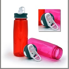 custom water bottles no minimum, green plastic cheap sport water bottles with logo