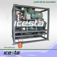 ICESTA 50Tons/day Professional quick freezing Edible Tube Ice Machine