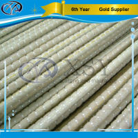 full threaded Fiberglass Rebar, Composite fiberglass Rebar, Infrastructure frp Rebar
