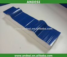China aluminum roofing tile plastic types for roof