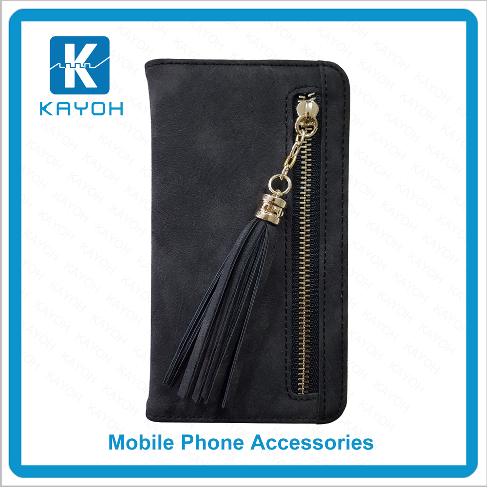 [kayoh]Pu Wallet Filp Case 5.5 inch wallet phone case cell phone covers for iphone 6sp