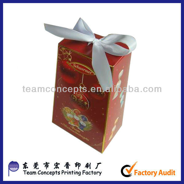 New Design Chocolate Strawberry Packaging Box