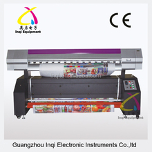 Guangzhou supplier 1.6m 1.8m DX5 head Direct polyester flag printer