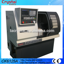 Low Cost CNC Metal Lathe Machine CK6125 Specification