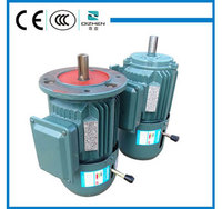 OEM high quality three phase induction magnet brake electrical motor with china factory price