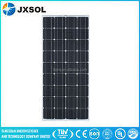 CE TUV and ISO international certificates we have 100w mono solar panel with MC4 connector and Junction box