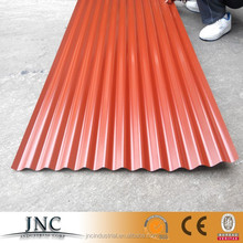 Building Supply jis 0.50 *1250mm Z100 az150 ppgi gi ral 9012 coated corrugated steel Roofing sheet