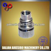 OEM manufactory cnc machining titanium motorcycle parts