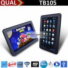 10 inch tablet pc with sim card slot gsm allwinner A20 1.5ghz with hdmi full 1080P 0.3MP/0.3MP Android 4.2 B