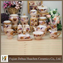 wholesale ceramic spanish dinnerware