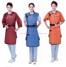 (MSLLA01) Cheap Price of Lead Free Apron/Medical Radiation Protective Clothing/anti radiation suit radiation proof suit