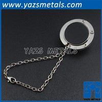 factory chain table top bag hanger printing personal logo