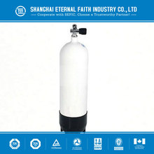 Wholesale High Pressure Air Oxygen Bottle Scuba Diving Cylinder With Valve