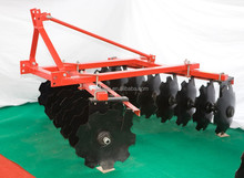 Factory Supply Middle-duty disc harrow tandem disc harrows for
