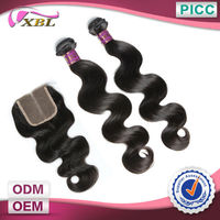 14 Inch Free Shipping 4 Pieces A Lot Virgin Human Hair Brazilian Hair Closure