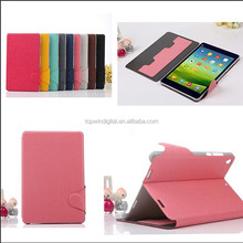 Oracle Skin PU Pouch Stand Leather Flip Cover Case For Xiaomi Mipad