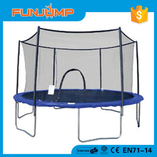 FUMJUMP 16ft Competitive Trampoline With Jump Mat Replacement