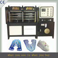 6 working stations shoes upper machine,sport vamp making machine,lady shoes cover machine with safety sensor