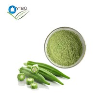 Nutrition And Health Natural Okra Vegetables Juice Powder