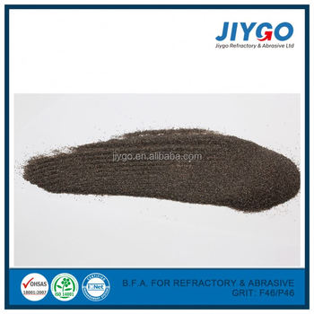 Incomparable Brown&White Fused Alumina F&P12-240 For Abrasive Tools