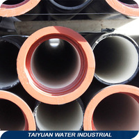 c30, class k9 Dn1000 Water Pressure Test Ductile Iron Tube