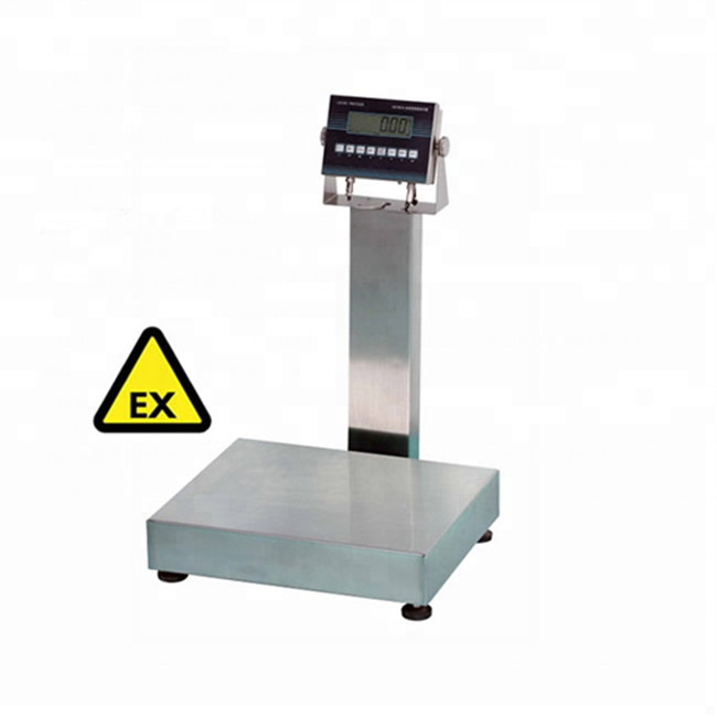 30-300kg XK3150-EX High Quality Intrinsically Safe Explosion-proof Electronic Bench Weighing <strong>Scale</strong> Customized