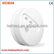 2017 hot sale fire alarm systems wired electric small smoke detector