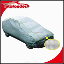 snow proof car cover/hail resistant car cover/inflatable car cover for hail