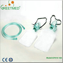 Custom design silicone oxygen mask