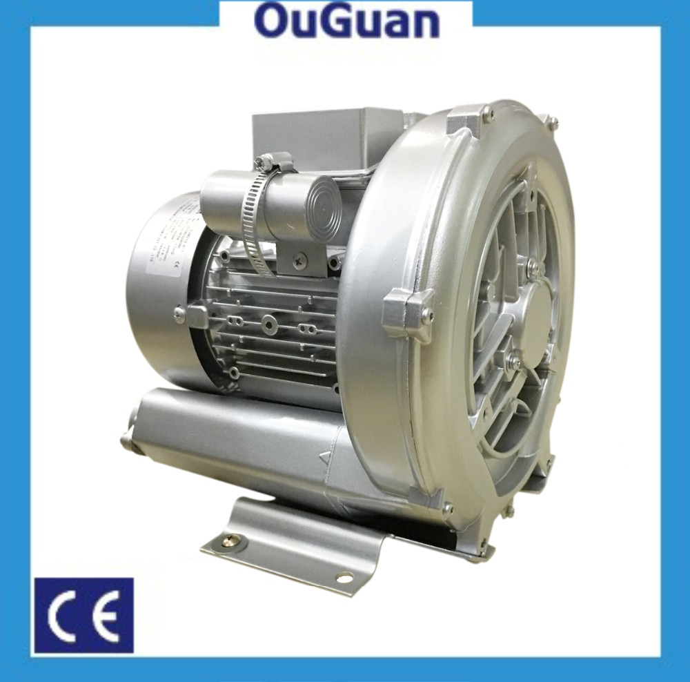 0.5HP Air Blowers High Speed Low Volume Blowers