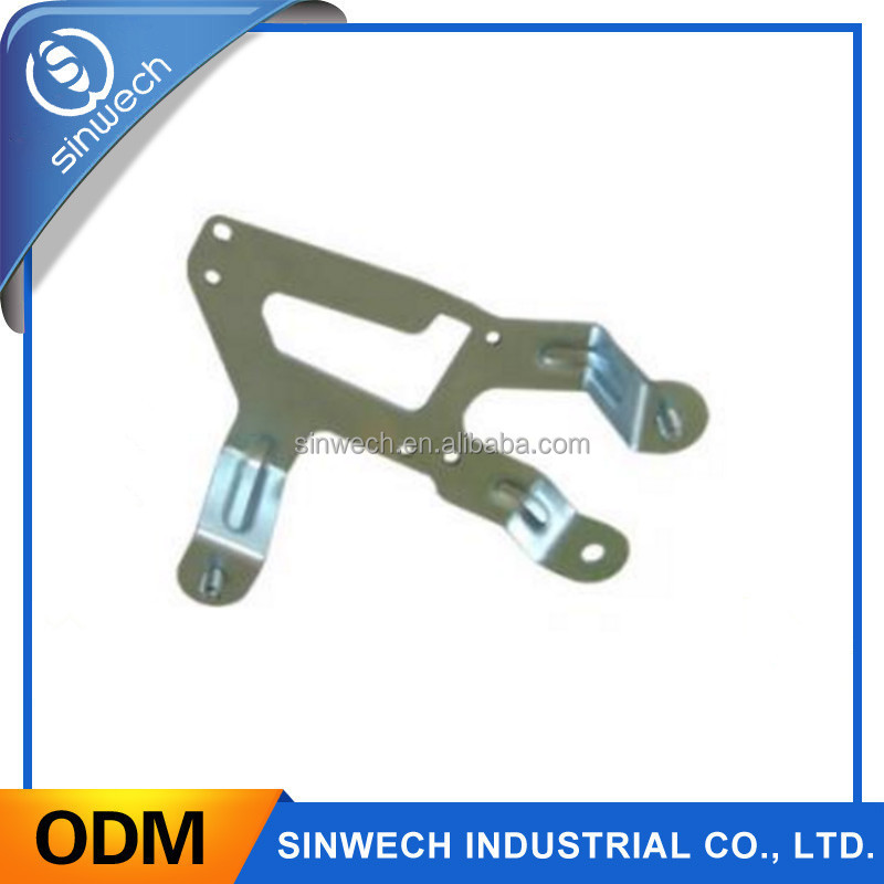 Precision progressive stamping stainless steel china car spare parts