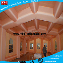 Guangzhou Big Discount Superior Quality Giant Sewed Inflatable Tent For Wedding and Party