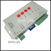 t-1000s sd card led pixel controller for ws2812b apa102 matrix ucs1903