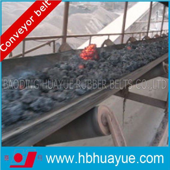 Made in China Heat resistant conveyor belt manufacturer HUAYUE