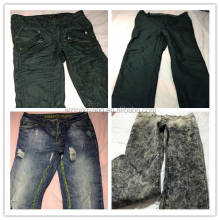 used clothing italy men jeans pants returned clothing