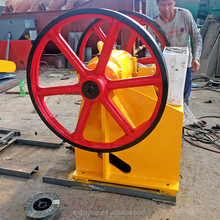 High Quality Gravel Jaw Crusher With Various Models For Gold Mining