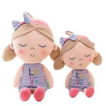 Lovely baby soft doll plush stuffed human toy