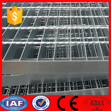 China steel grating walkway/steel grid grating floor/galvanized steel mesh grating