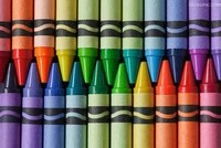 safe art coloring crayons